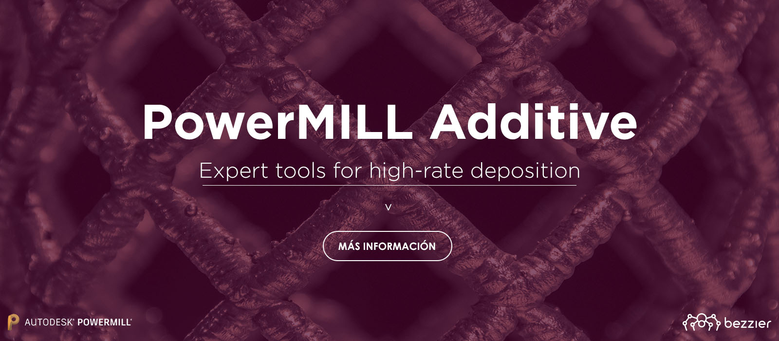 Novedades 2019: PowerMILL Additive